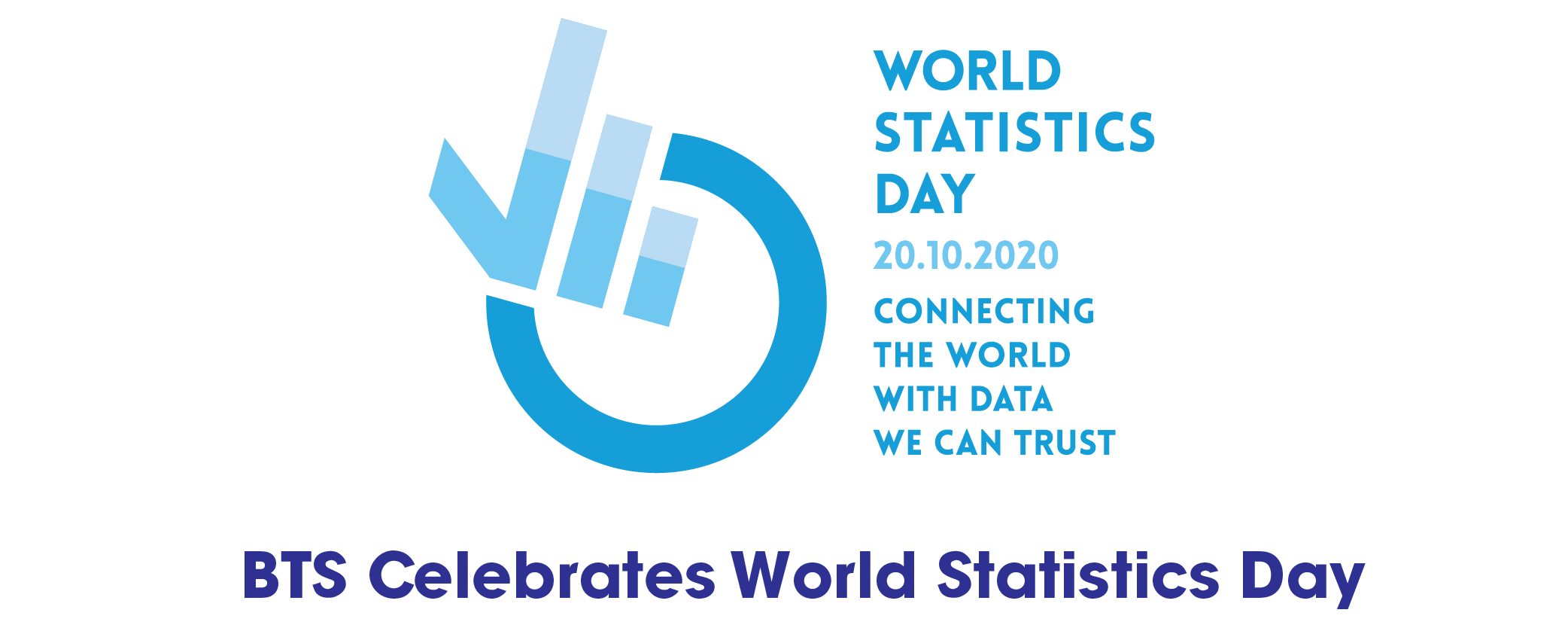 BTS celebrates World Statistics Day 2020